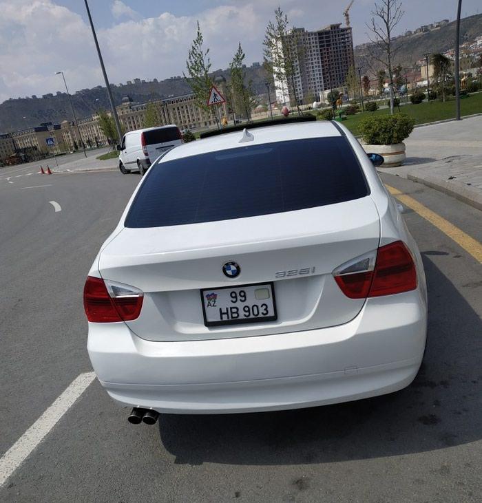 BMW 3 2006. Photo 0