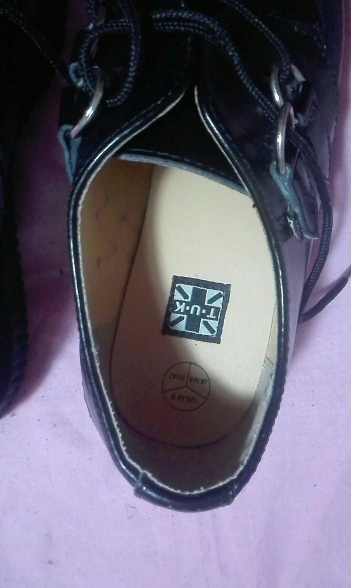 Δερματινα tuk loafers αφορετα νούμερο 42. Photo 2