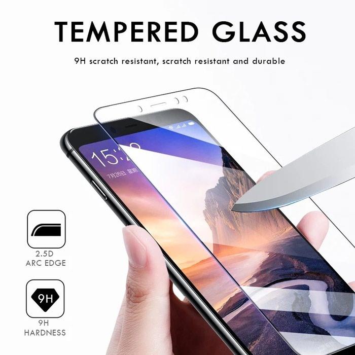 Bakı şəhərində Xiaomi redmi note 5 üçün ekran qoruyucu şüşə (şəffaf)