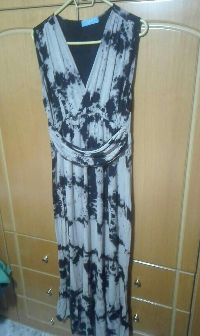 Φόρεμα ελαστικό μαξι medium large. Photo 1