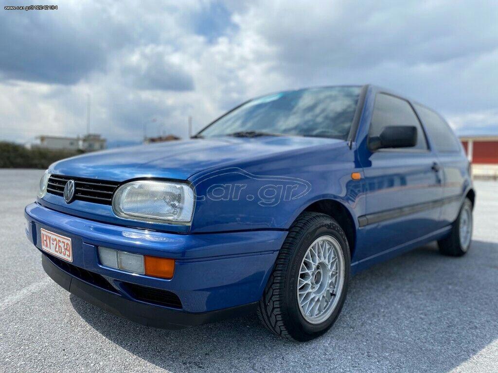 Volkswagen - Κατερίνη: Volkswagen Golf 1.6 l. 1998   126000 km