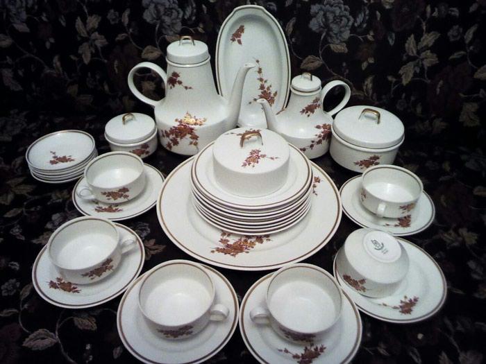 Чайный сервиз гдр, helena 6 персон 250 манат. Photo 0
