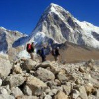 Hike to Everest Base Camp through Mountain Experience Trekking and in Kathmandu