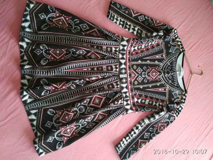 ΣΕΒΗ Φόρεμα στυλ Μπόχο!!!!. Photo 0