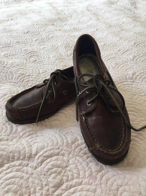 Туфли Timberland на мальчика 35 размер в отличном состоянии в Бишкек