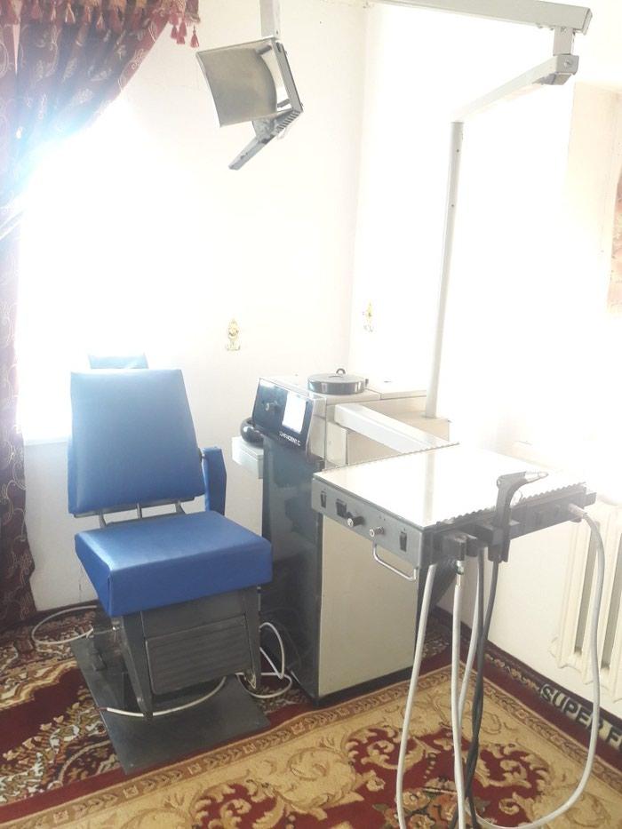 Стомотологический кресло иоборудование. Photo 0