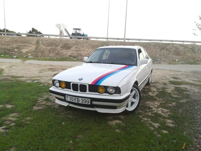 BMW 525 1990. Photo 4