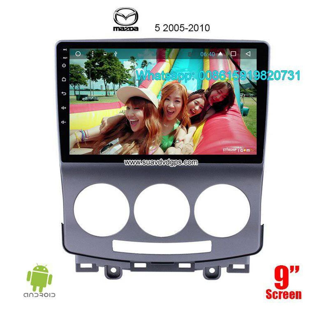 Car Accessories - Baglung: Mazda 5 smart car stereo Manufacturers  Model Number: