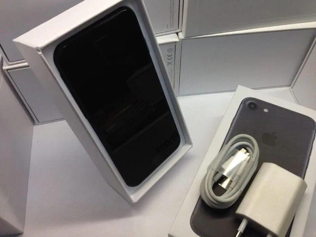 Новый iPhone 7 256 ГБ Черный: Новый iPhone 7 256 ГБ Черный