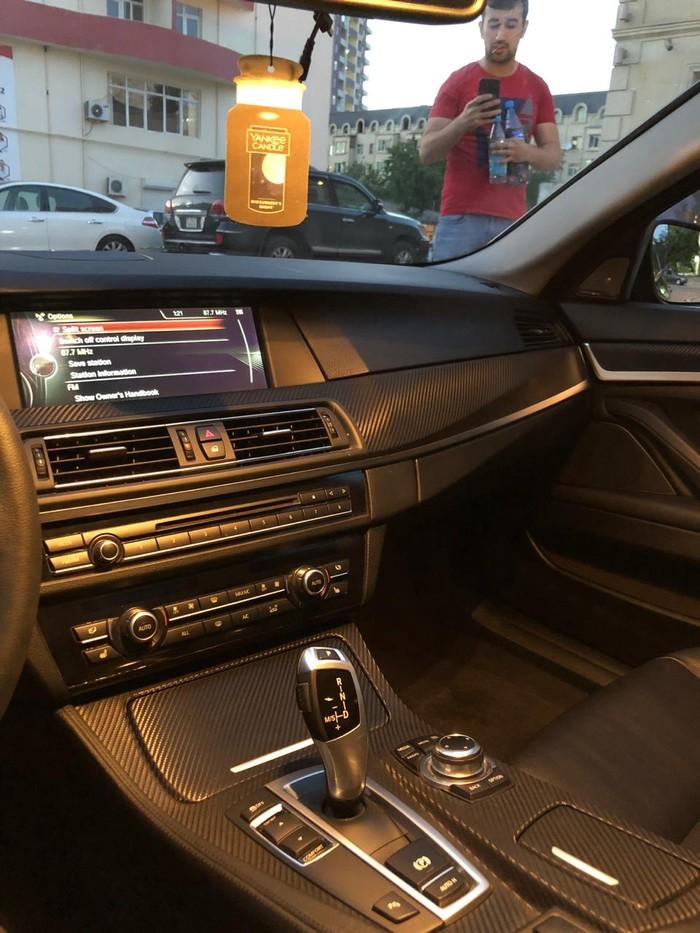 BMW 520 2013. Photo 5
