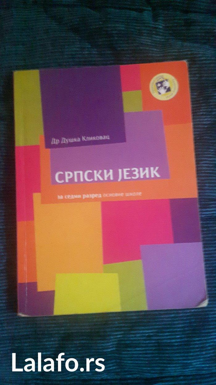 Srpski jezik kreativni centar knjiga za 7 razred - Indija