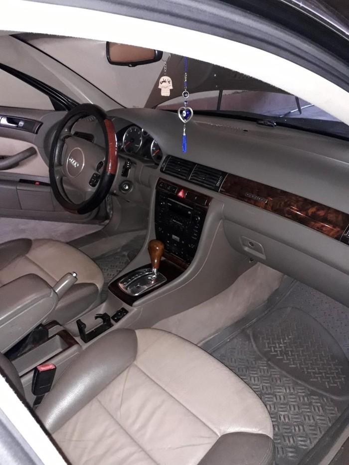 Audi A6 Allroad Quattro 2001. Photo 3