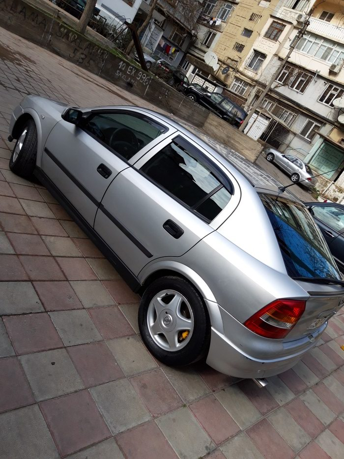 Opel Astra 1999. Photo 3