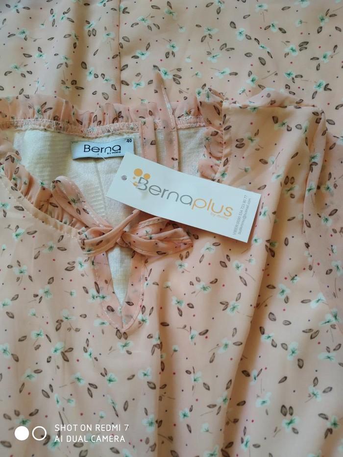 Новое шифоновое платье, 42 размер.. Photo 3