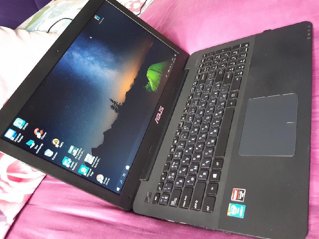 Ноутбук Asus Intel (R) Core(TM) i7- 5500U  CPU @ 2