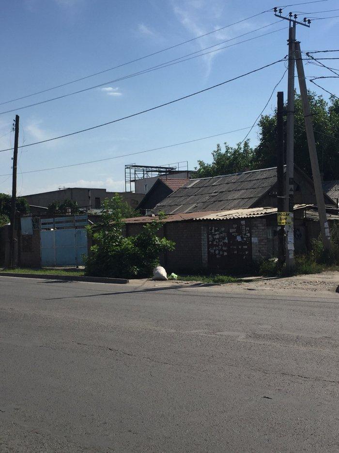 Сдаю участок под бизнес 4 сотки(22мХ18м) , в Бишкек