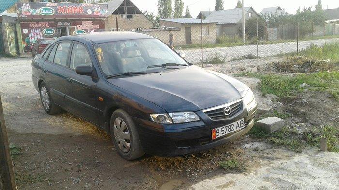 mazda 626 2000г. бишкек