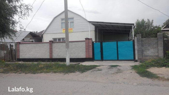 срочно! продаю кирпичный дом с хорошим ремонтом! рабочий городок,ул в Бишкек