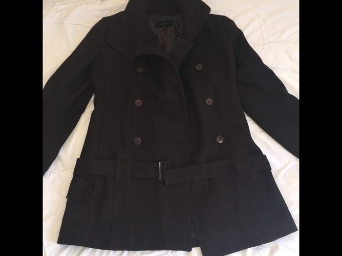 Imperial italijanski kaput, vuna i kasmir