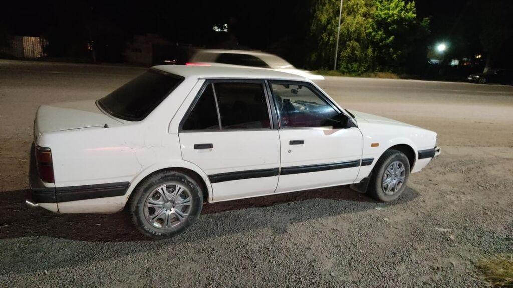 Mazda 626 2 л. 1987