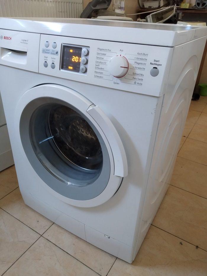 Washing Machine Bosch 8 kg.. Photo 3