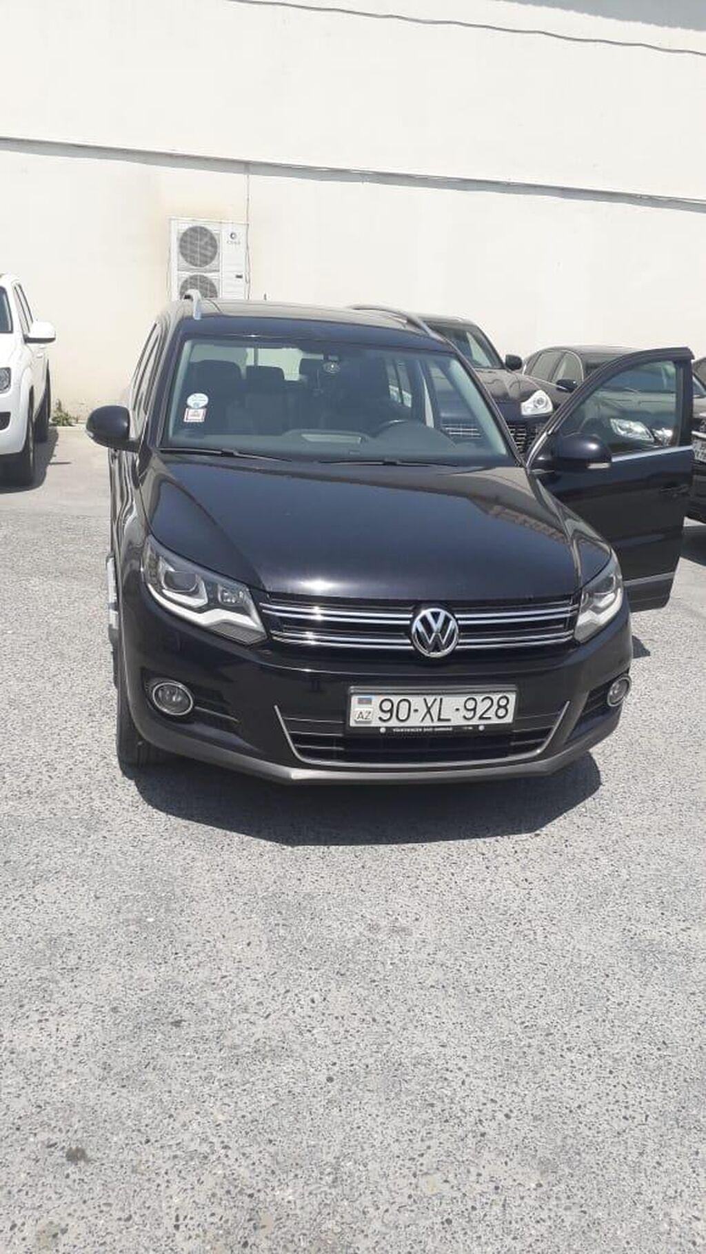 Volkswagen Tiguan 2 l. 2013 | 18000 km