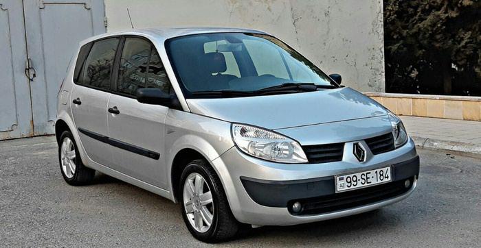 Renault Megane 2005. Photo 0