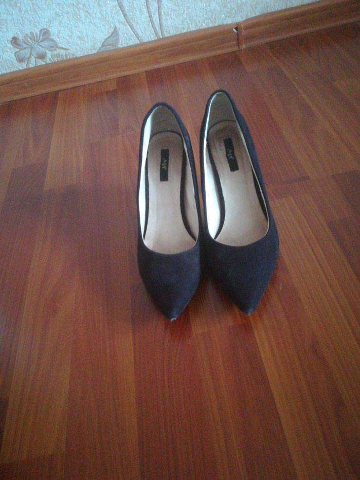 0ef6f9f1a2a3 Замшевые туфли лодочки MIA в хорошем состоянии 39р