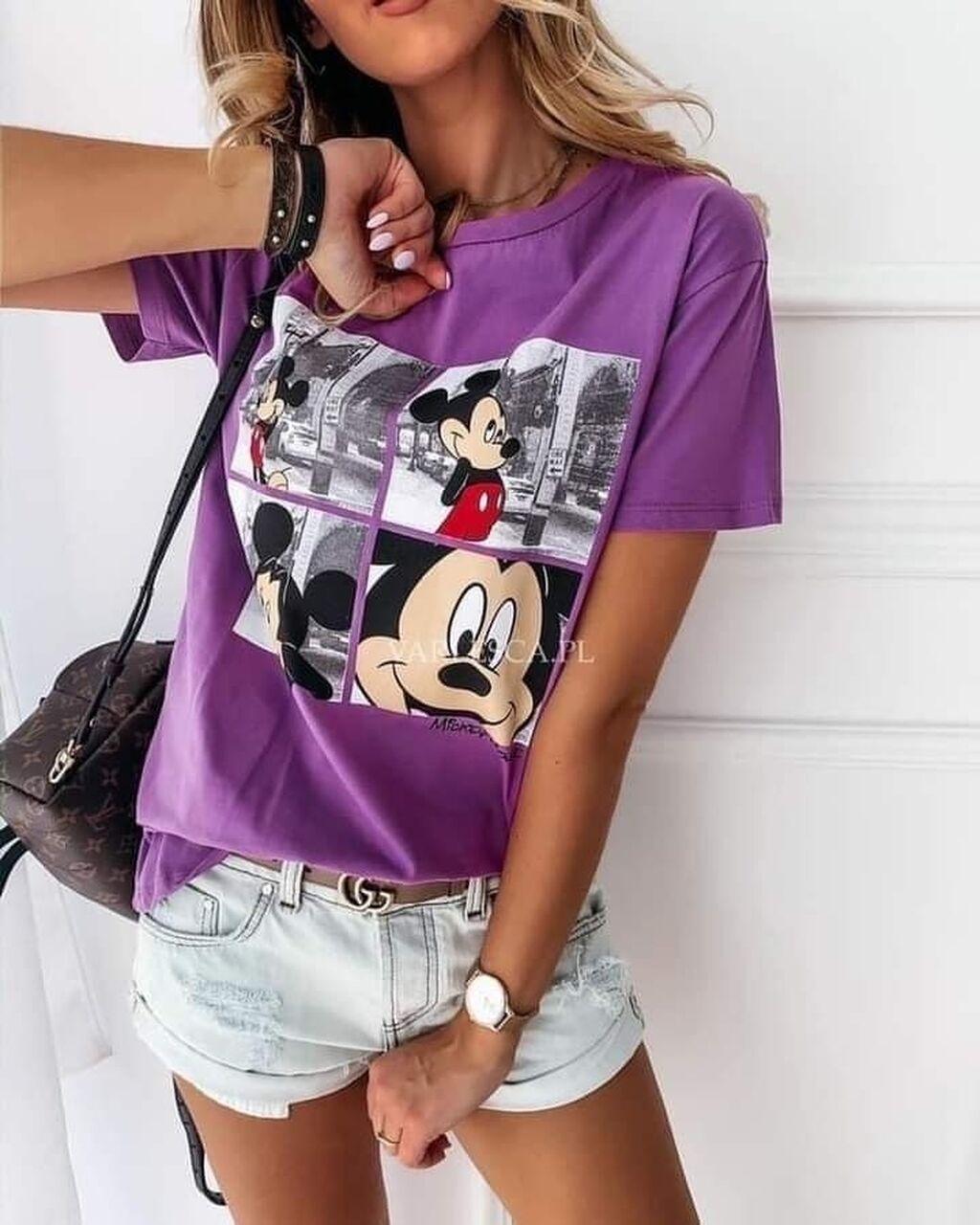 Ženske majice - Beograd: Majice, bluze Bilo koje 4 za 1700 dinara
