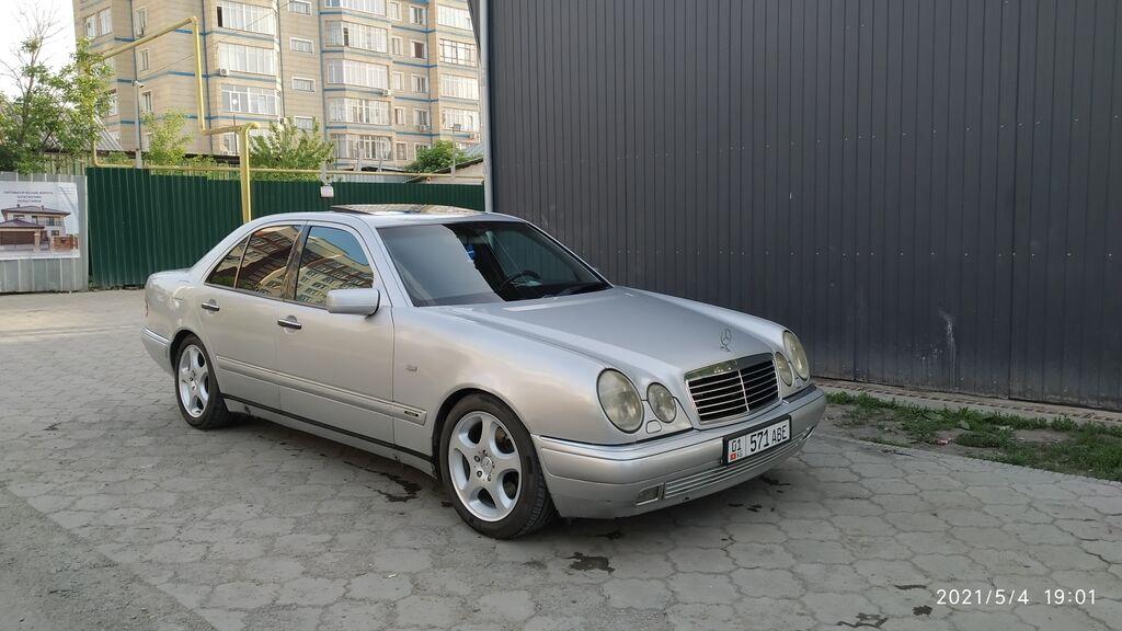 Mercedes-Benz E 320 3.2 л. 1998 | 315000 км: Mercedes-Benz E 320 3.2 л. 1998 | 315000 км
