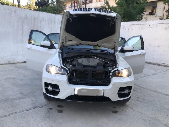 BMW X6 2008. Photo 6