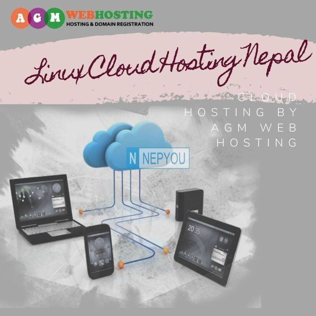 IT, Internet, Telekom - Kathmandu: Linux Cloud hosting starting at Just NPR.1282/month AGM WEB HOSTING .