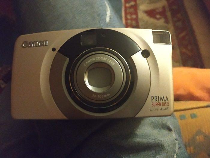 Canon Prima Super 105  Σε πολύ καλή κατάσταση Σχεδόν αχρησιμοποίητη. Photo 0
