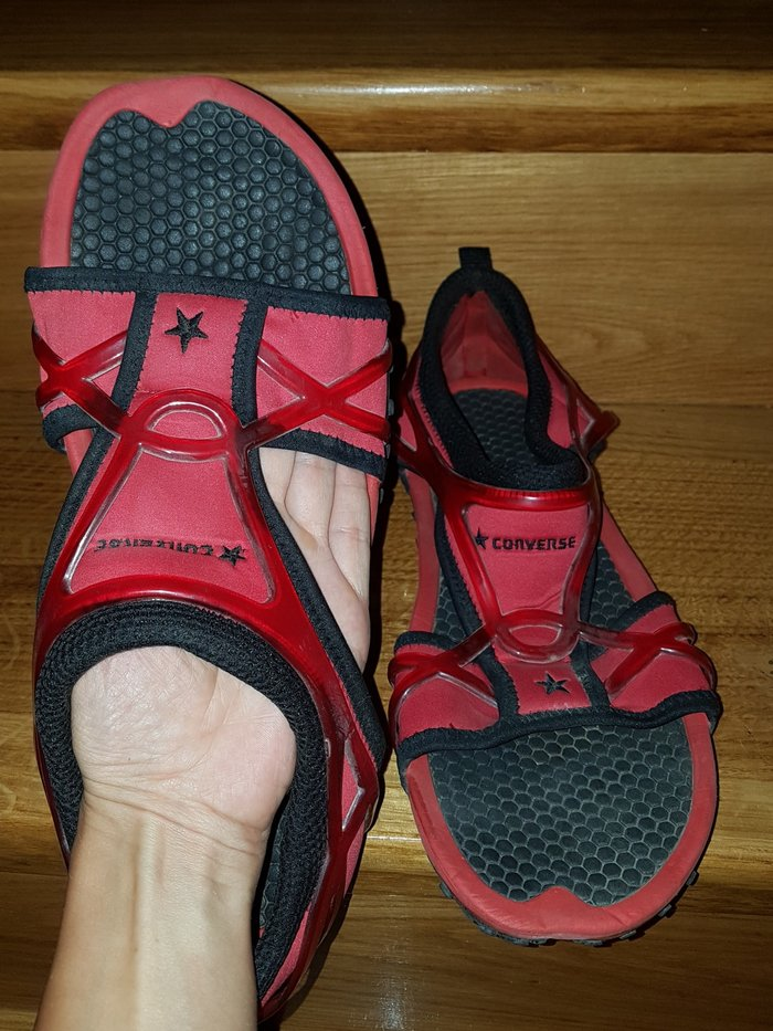 5b2a0b88b48 converse all star original muske letnje sandale broj 45 for 3600 RSD ...