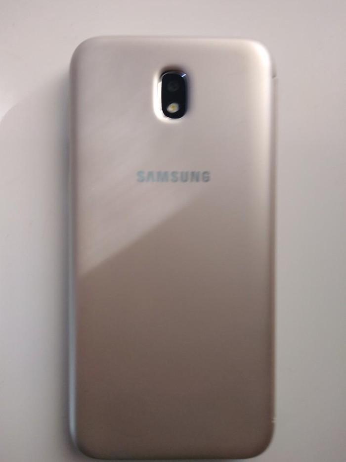 Μεταχειρισμένο Samsung Galaxy J7 2017 32 GB μαύρος. Photo 2
