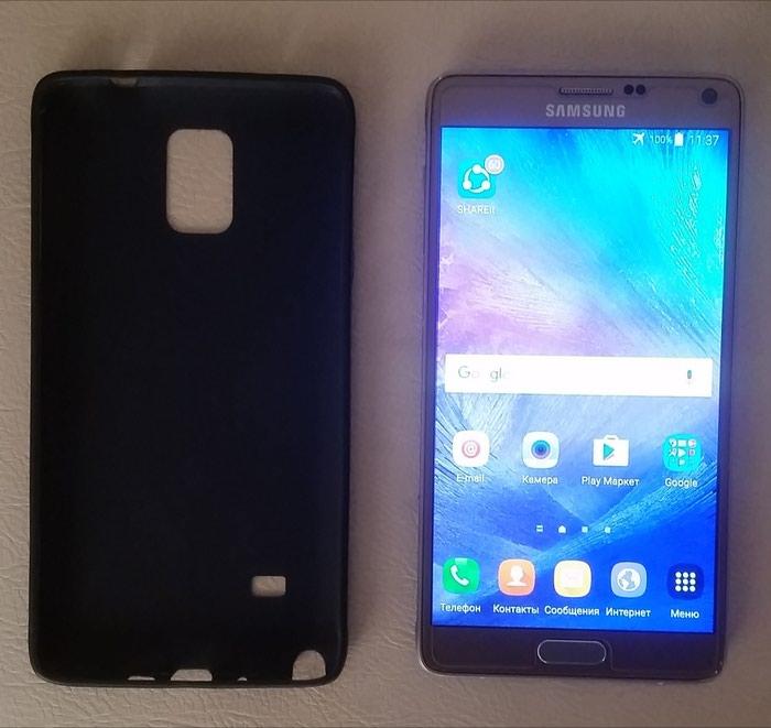 Samsung Note4 32GB кришкаи поёнуш камакак шикастагияй тамом . Photo 0