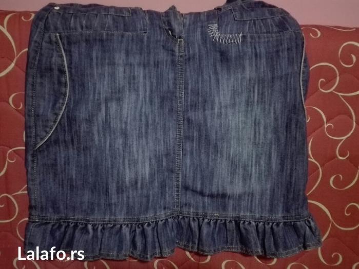suknja velicina 40 odlicno stanje - Pancevo