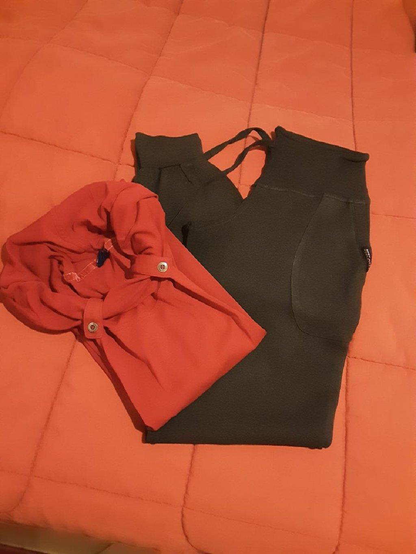Φόρμα body move και μπλούζα cecil