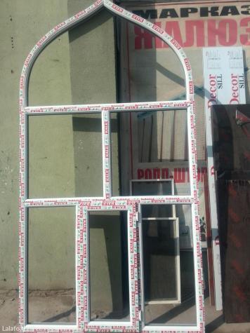принимаем заказы пластиковых окон и дверей по выгодным ценам... в кред в Душанбе