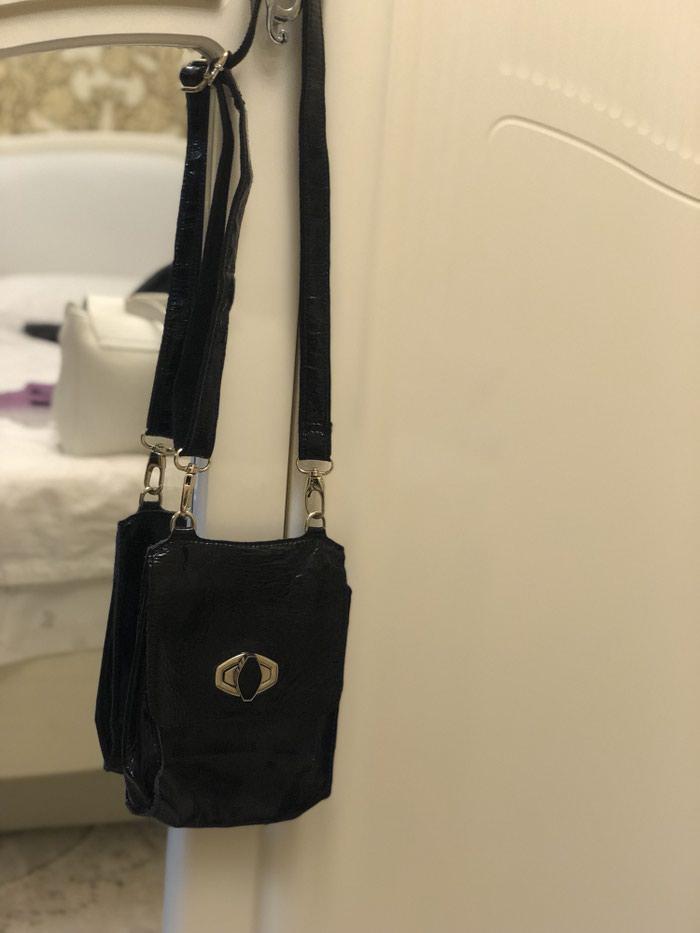 Продаю коженную сумку (кожзам ) в Бишкек
