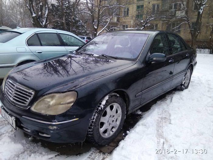 Mercedes-Benz C-Class 1999. Photo 0