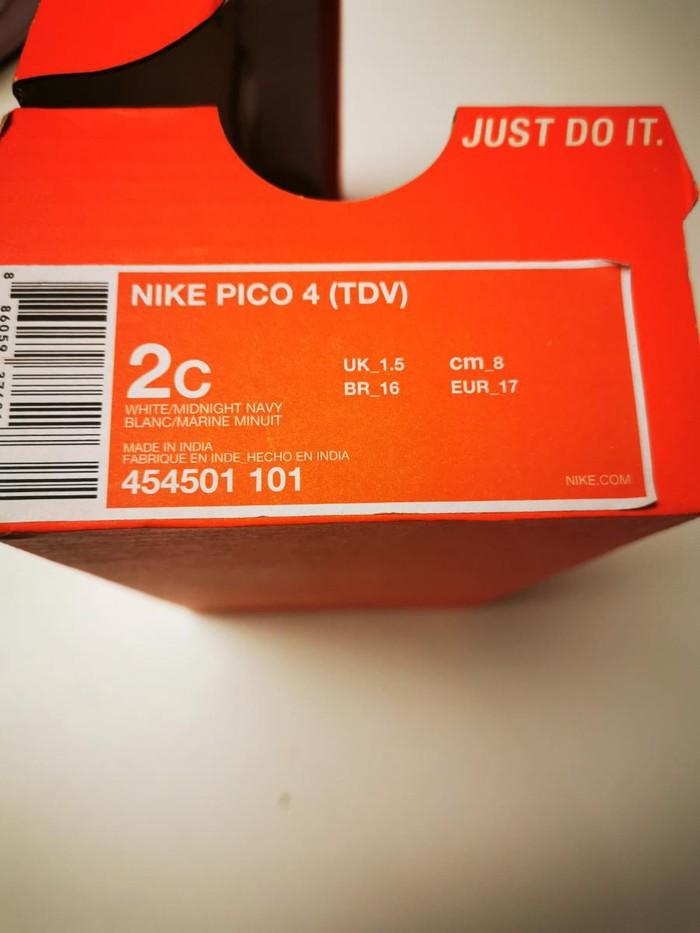 Παπούτσια 17νουμερο βρεφικά nike. Photo 1
