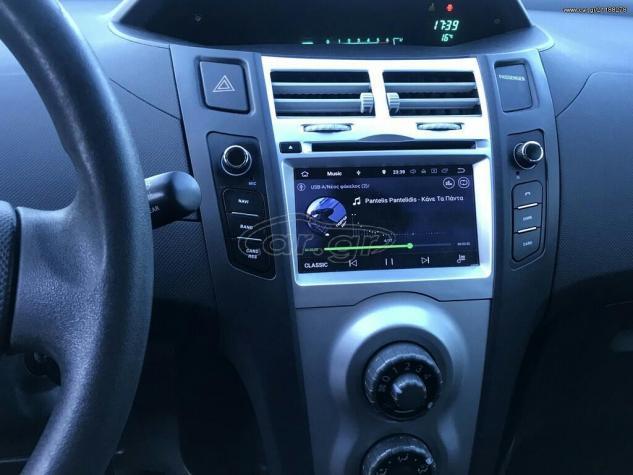 Toyota Yaris 2008. Photo 2