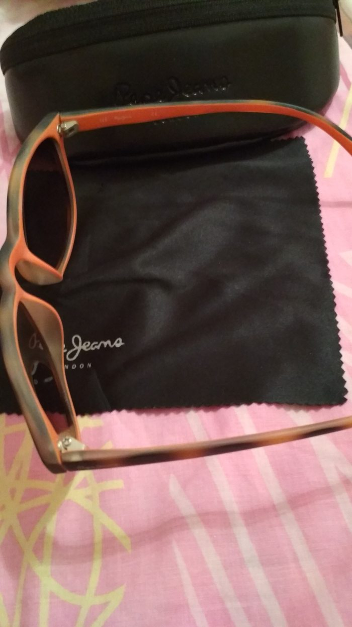 Αυθεντικά unisex γυαλιά ηλίου Pepejeans. Photo 3