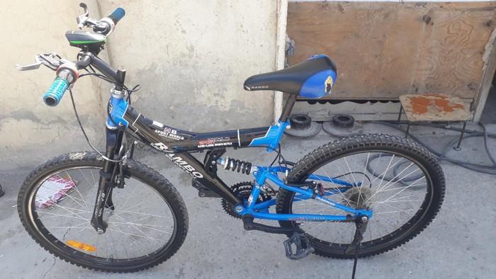 24 lüg rambo velosipedi yaxşı vəziyyətdədir . Photo 3