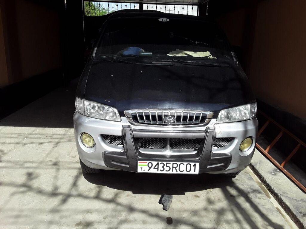 Hyundai Starex 3 л. 2001 | 755000 км