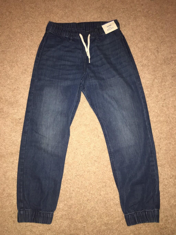H&M штаны, новые. Размер: 8-9лет