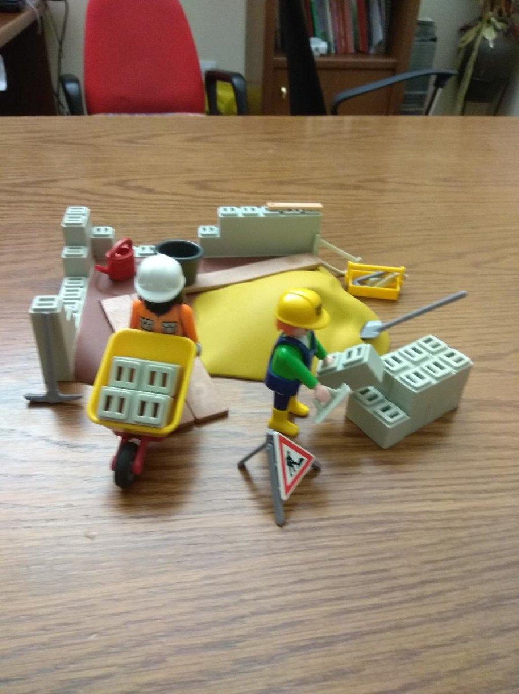 Playmobil Κατασκευαστικά Έργα 4138