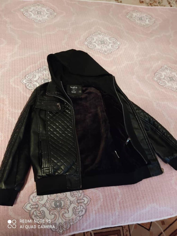 Детская куртка в отличном состоянии для мальчика 8 - 9 лет тёплая | Объявление создано 14 Сентябрь 2021 12:35:28: Детская куртка в отличном состоянии для мальчика 8 - 9 лет тёплая