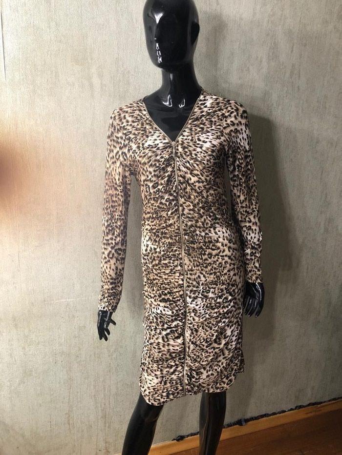 51701d5f023 Bakıdada 35 AZN Супер эффектное леопардовое платье.  Donlar lalafo.azda